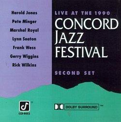 Live 1990 Concord Jazz: Second Set