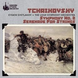 Tchaikovsky: Symphony No. 2/Serenade for Strings