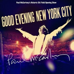 Good Evening New York City [2 CD + 1 DVD Combo]