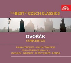 Best of Czech Classics: Concertos