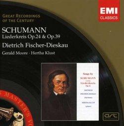 Liederkreis - Fischer-Dieskau, Moore