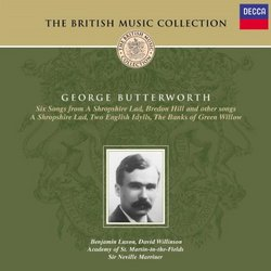 The British Music Collection: George Butterworth
