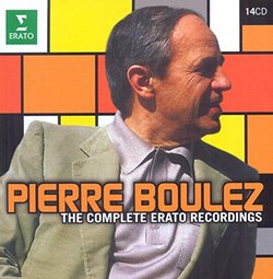 Pierre Boulez - The Complete Erato Recordings [Box Set]