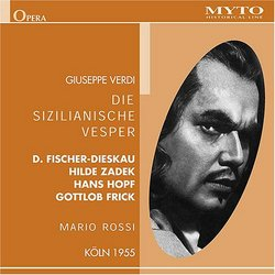 Verdi: Die Sizilianische Vesper