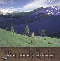 The Music of Françaix, Jacob and Mozart