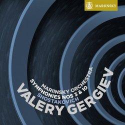 Shostakovich: Symphonies Nos.3 & 10