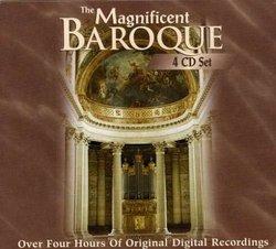 The Magnificent Baroque, Vol. 1-4