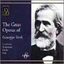 The Great Operas of Giuseppe Verdi (Box Set)