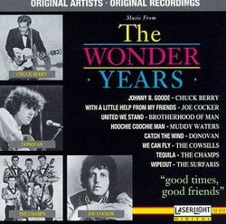 Music From The Wonder Years: Good Times, Good Friends (1983-93 Television Series)