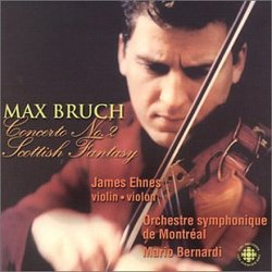Violin Concerto / Scottish Fantasy
