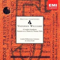 Vaughan Williams: A London Symphony, etc / Boult, London PO