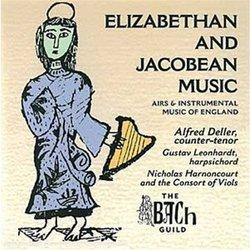 Elizabethan and Jacobean Music