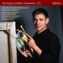 The Songs of Robert Schumann, Vol. 11