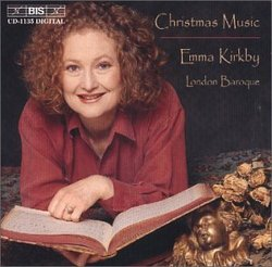 Christmas Music: Emma Kirby & London Baroque
