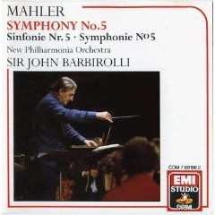 Mahler: Symphony No. 5 / New Philharmonia / Sir John Barbirolli (EMI)