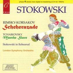 Nikolai Rimsky-Korsakov: Scheherazade / Piotr Ilich Tchaikovsky: Marche Slav