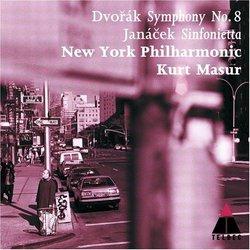 Symphony 8 / Sinfonietta