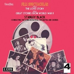 Film Spectacular, Vol. 5: The Love Story / Vol. 6: Great Stories from WWII