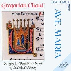 Ave Maria: Gregorian Chants