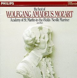The Best of Wolfgang Amadeus Mozart