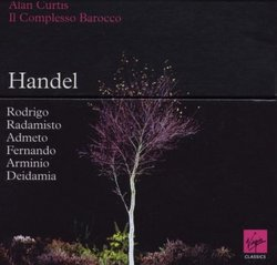 George Frideric Handel: Six Operas
