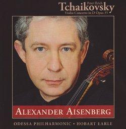 Tchaikovsky Violin Concerto in D Opus 35