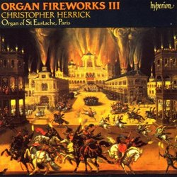 Organ Fireworks III