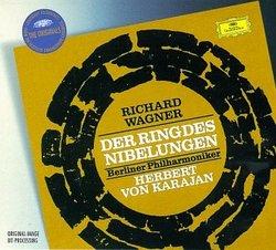 Der Ring des Nibelungen / Karajan / Berlin Philharmonic