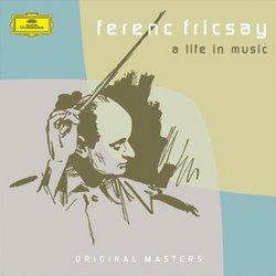 Ferenc Fricsay: A Life in Music [Box Set]