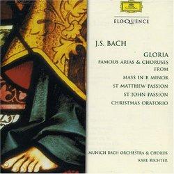 J.S. Bach: Gloria - Famous Arias & Choruses[Australia]