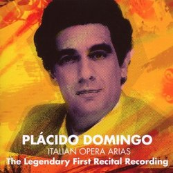 Plácido Domingo, Italian Opera Arias