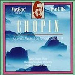 Chopin: Complete Works for Piano and Orchestra