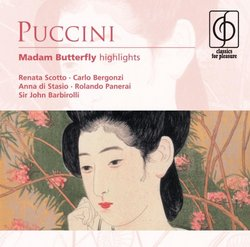 Puccini: Madam Butterfly (Highlights)