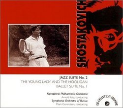 Dmitry Shostakovich: Jazz Suite No. 2 / The Young Lady and the Hooligan / Ballet Suite No. 1