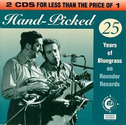 Hand-Picked: 25 Years Of Bluegrass On Rounder Records