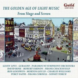 The Golden Age of Light Music: From Stage and Screen