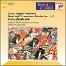 Elgar: Enigma Variations/Military Marches (5)/The Crown of India