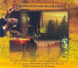 The Mantovani Orchestra [Box Set]