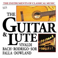 The Instruments Of Classical Music: The Guitar & Lute