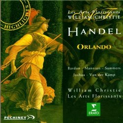 Handel - Orlando / Bardon, Mannion, Summers, Joshua, Les Arts Florissants, Christie [Highlights]