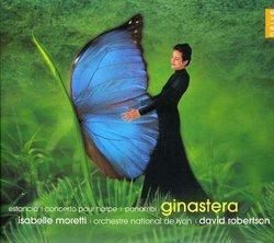 Ginastera: Estancia, Op. 8; Harp Concerto, Op. 25; Panambi