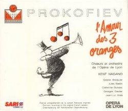 Love for 3 Oranges/l'Amour des 3 Oranges