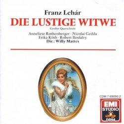 Lehar: Lustige Witwe - Highlights