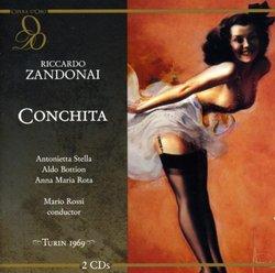 Zandonai: Conchita