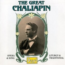 The Great Chaliapin