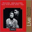 Puccini - Der Mantel / Varady, Fischer-Dieskau, Bayerische Staatsoper, Sawallisch