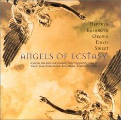 Angels of Ecstasy / Heppner, Kasarova, Ozawa, Davis, Sweet