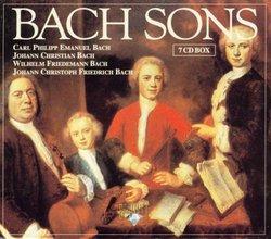 Bach Sons (Box Set)