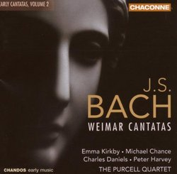 J.S. Bach: Weimar Cantatas