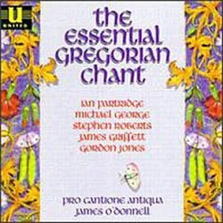 The Essential Gregorian Chant